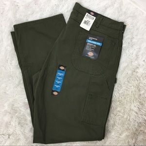 Dickies Relaxed Fit Carpenter Jean Size 42X36